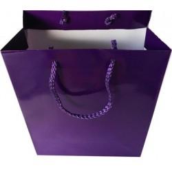 ~Sac violet gloss pour 2 flacons