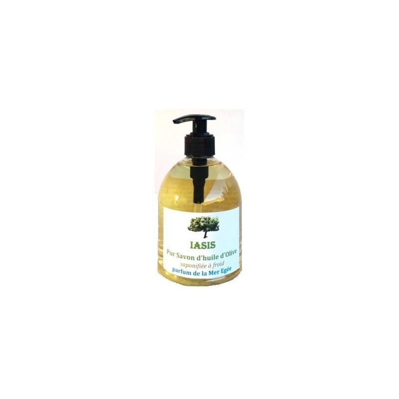 Savon d'huile d'olive Marine 500ml