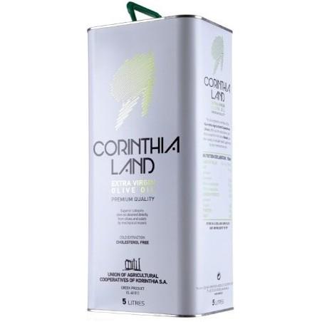 Huile d'olive Corinthia 4L