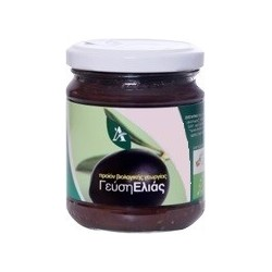 Tapenade d'olives noires BIO 180g