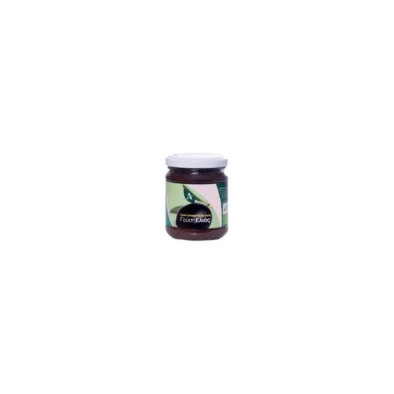 Pâte d'olives noires BIO 180g