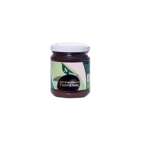 Pâte d'olives noires BIO assaisonnée 180g