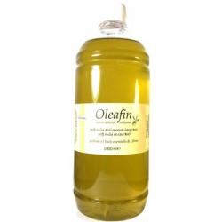 Savon huile d'Olive et Coco BIO Citron 1L