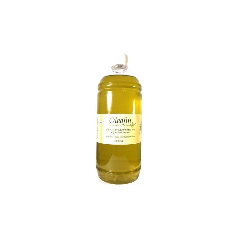 Savon Olive & Coco BIO parfum Citron 1L