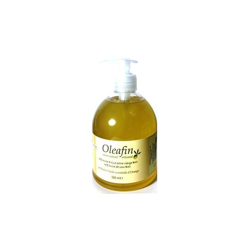 Savon Olive & Coco BIO parfum Orange 500ml