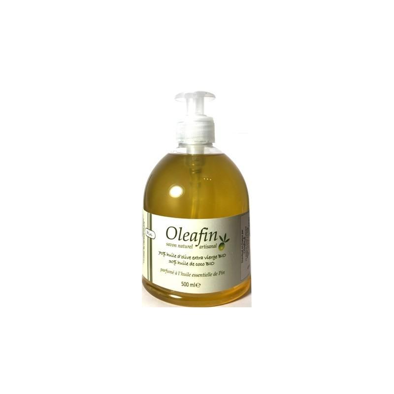 Savon Olive & Coco BIO parfum Pin 500ml