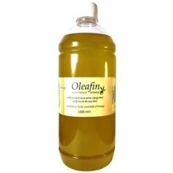 Savon 70% Olive 30% Coco BIO parfum Orange 1L