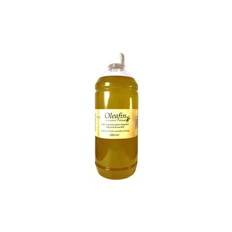 Savon Olive & Coco BIO parfum Orange 1L