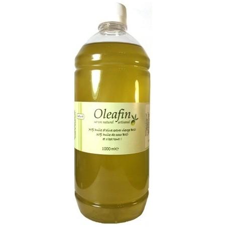 Savon 70% Olive 30% Coco BIO Nature 1L