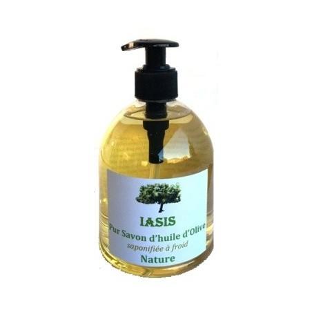 Savon à l'huile d'olive 500ml