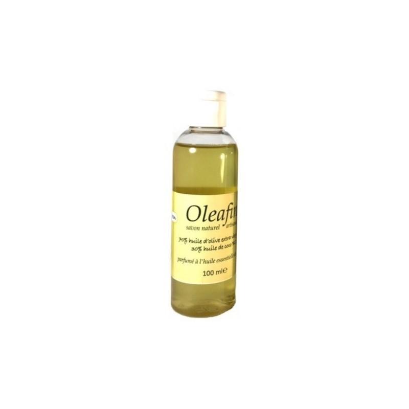 Savon Oleafin parfum Citron flacon 100ml