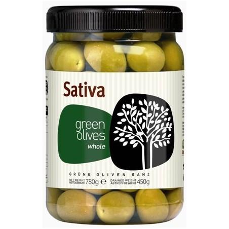 Olives Halkidikis entières 450g